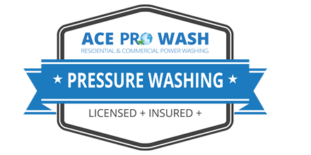 Ace ProWash Residential & Commercial Pressure Washing Services in Indiana and Ohio